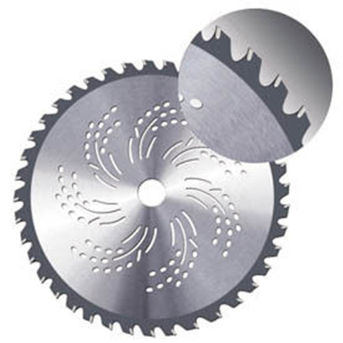 Carbide trimmer blades