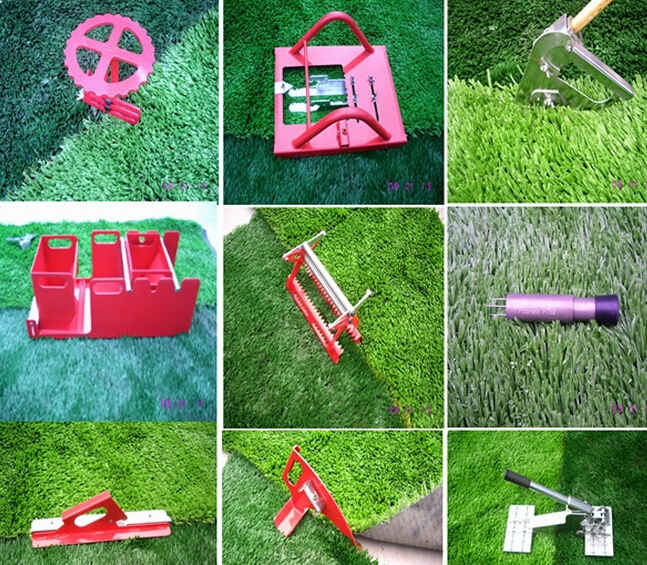 artificial turf tools