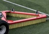 artificial grass brushing tool