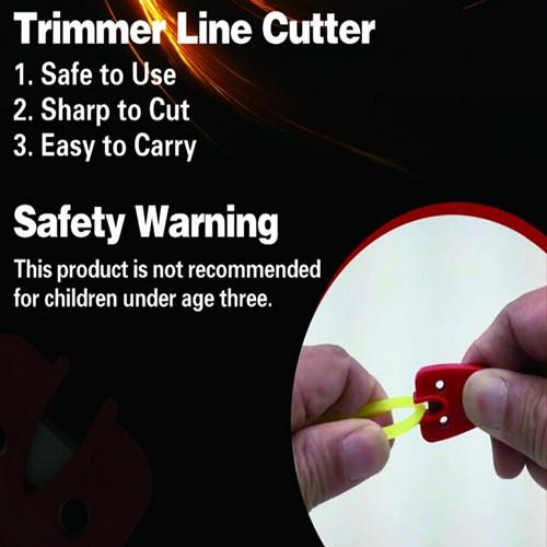 nylon line cutter