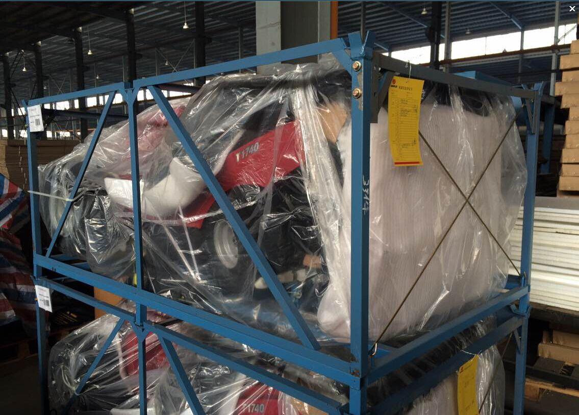 steel frame package